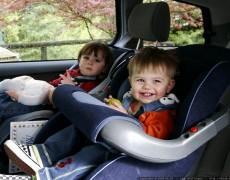 Детское кресло - в машину!