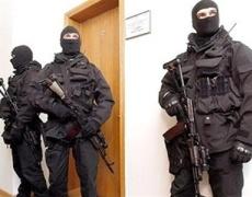 В офис пришла полиция